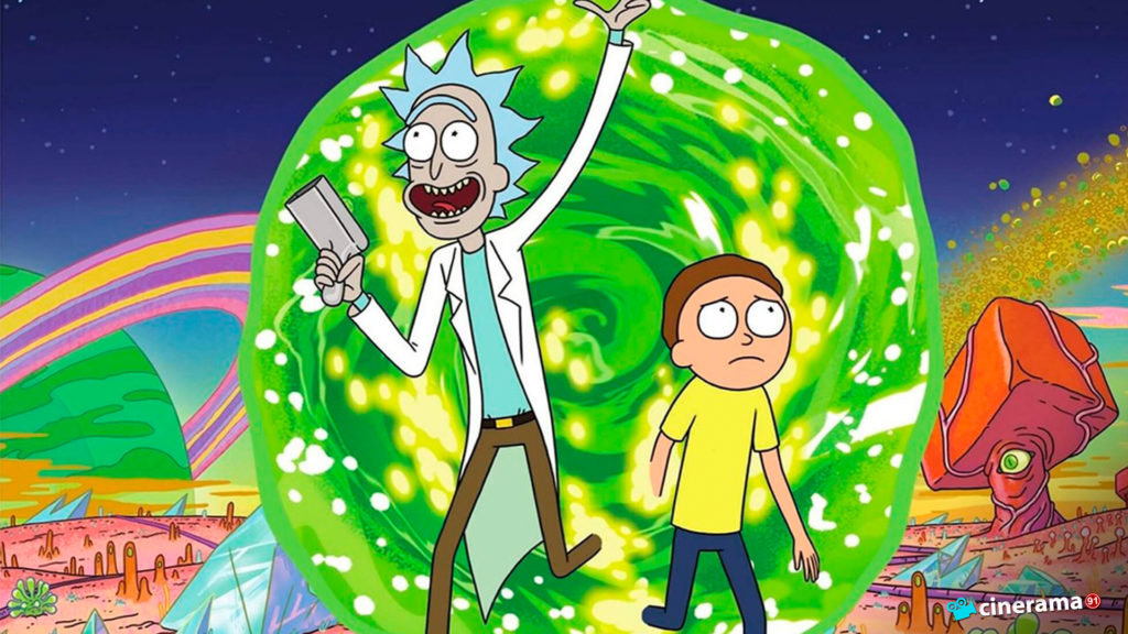 Ricy & Morty