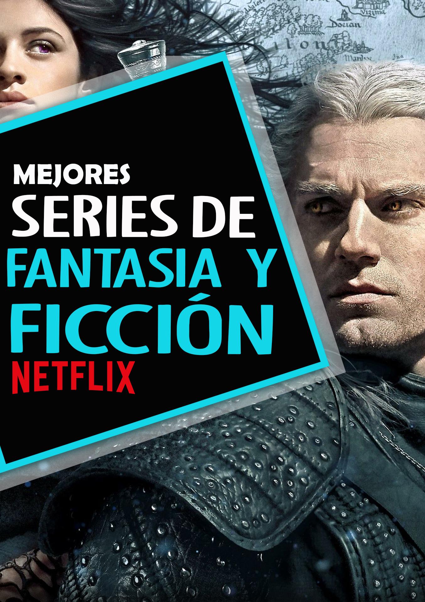 Mejores series de fantasía y ficción de Netflix 2020