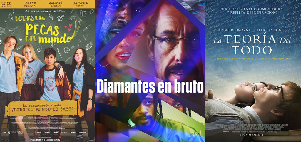 Películas que llegan a Netflix en enero 2020