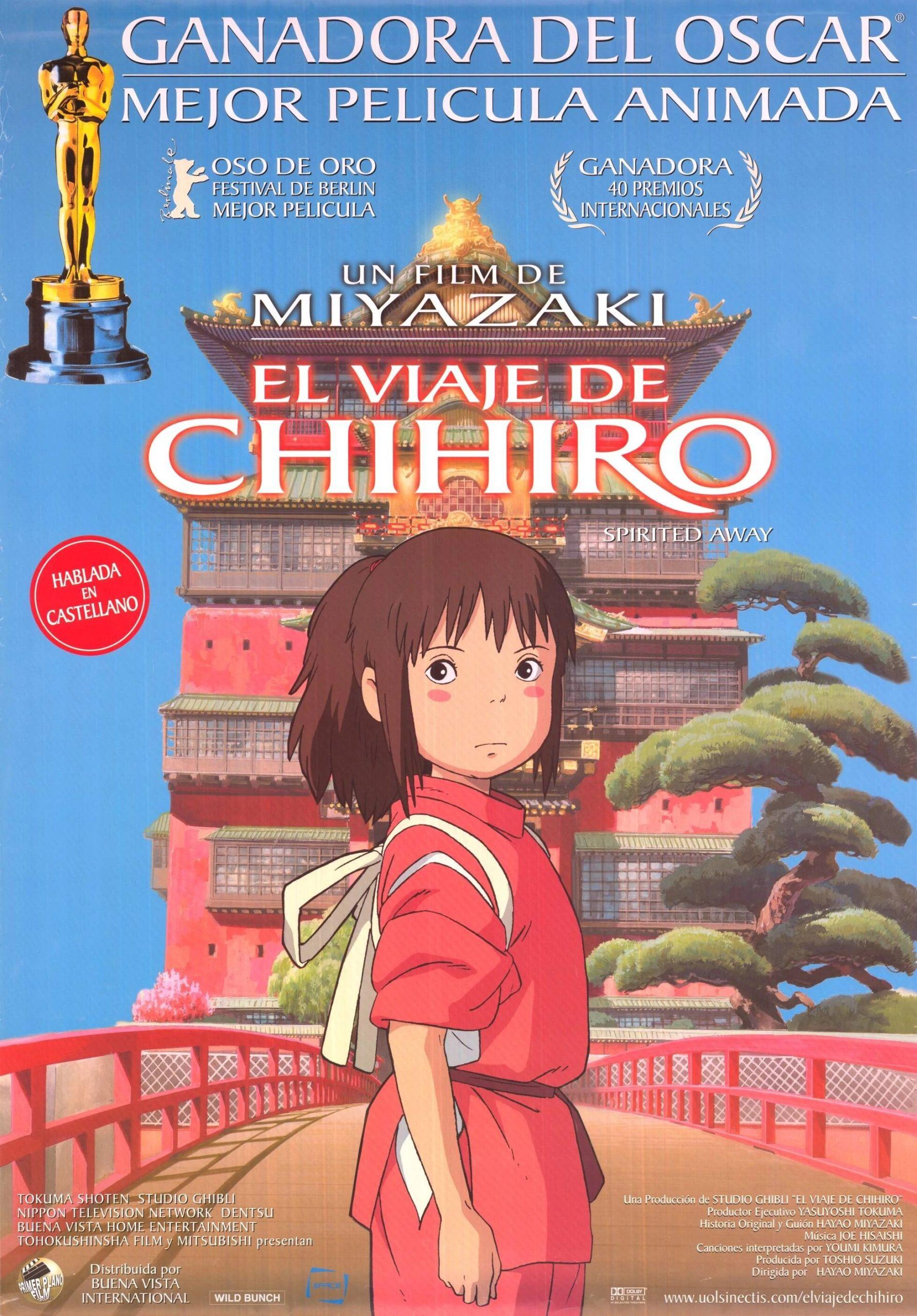 DESCARGAR EL VIAJE DE CHIHIRO, MEGA Y MEDIAFIRE …