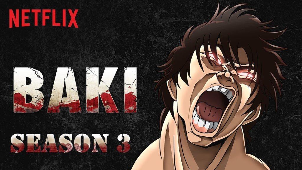 Baki Temporada 3