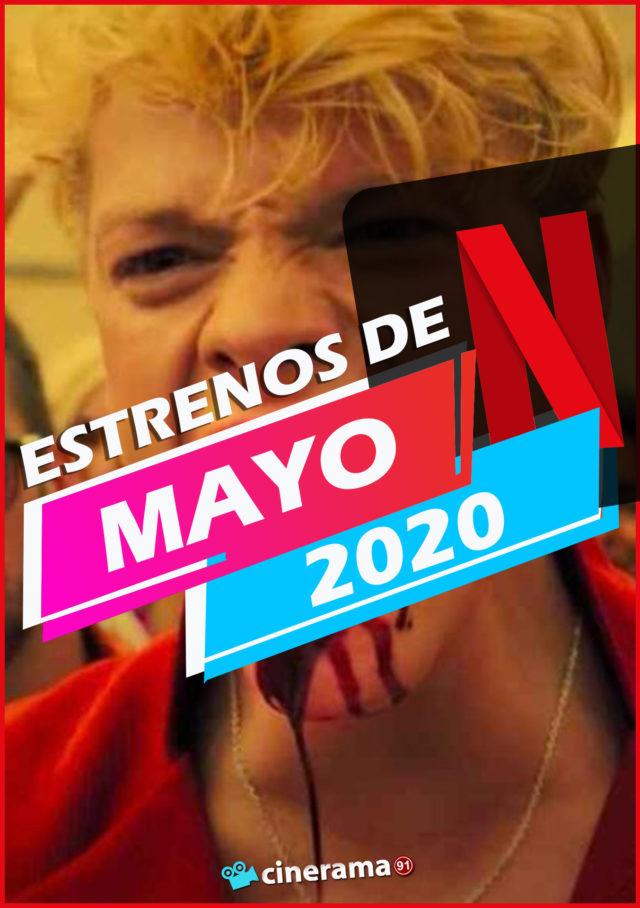 Estrenos de Netflix mayo 2020