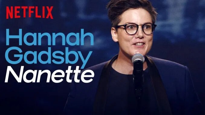 Hannah Gadsby | especiales Netflix