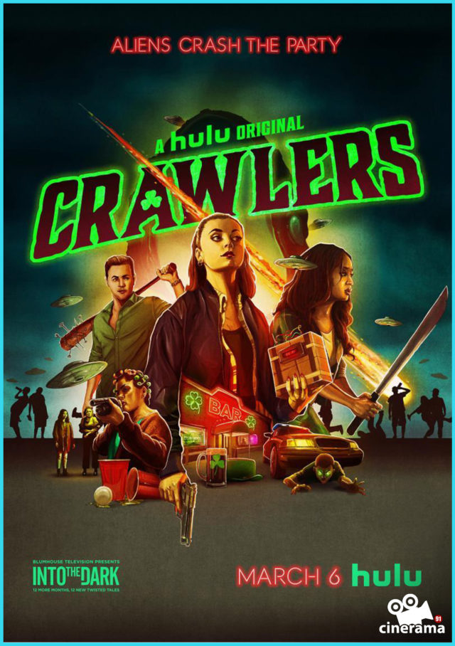Into the Dark Crawlers