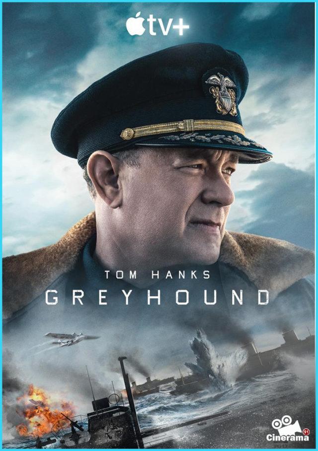 Greyhound Enemigos bajo el mar 2020