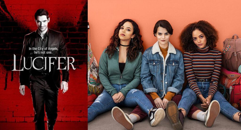 Lucifer Temporada 5 p1 | Trinkets Temporada 2