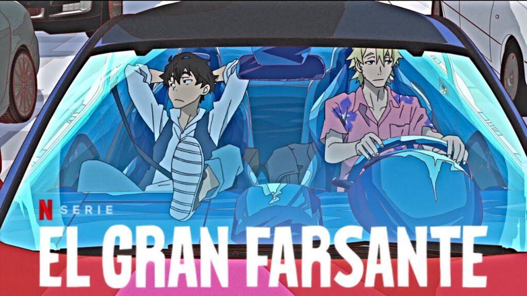 El gran farsante | Anime Serie Netflix