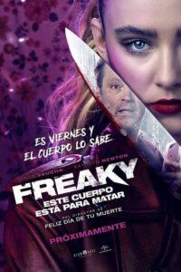 Freaky «Este cuerpo me sienta de muerte» 2020
