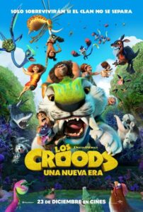 Los Croods 2: Una Nueva Era 2020