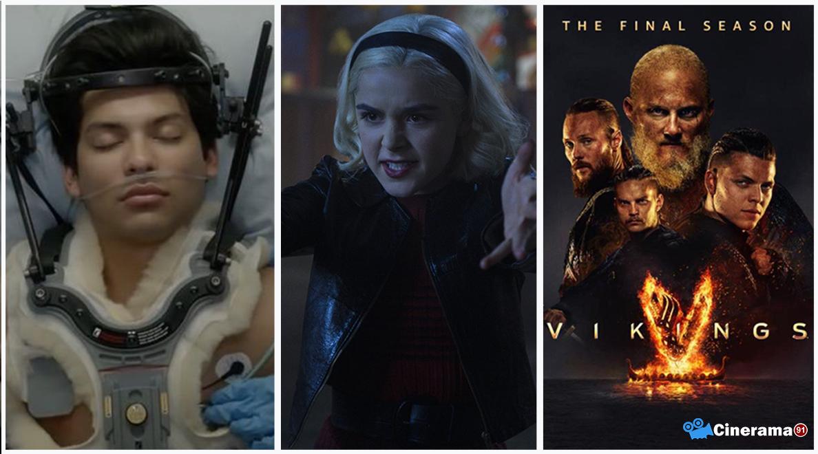 Estrenos Netflix Enero 2021
